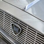 Lancia Flavia front