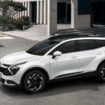 New Kia Sportage global version