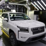 Nissan Frontier - begins production of all-new 2020