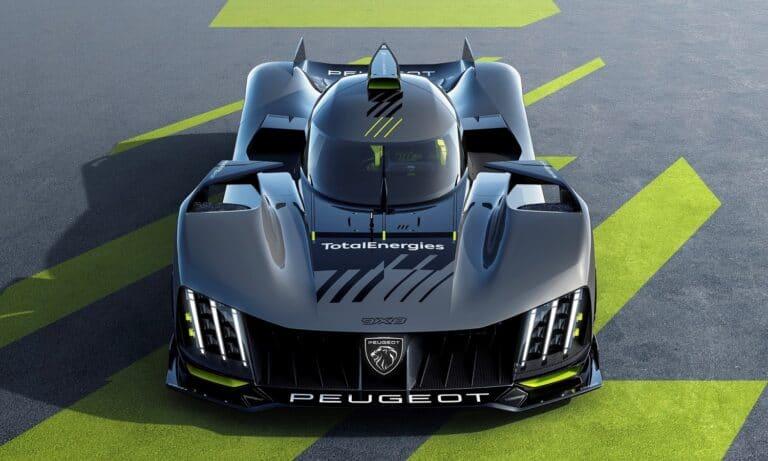 Peugeot 9X8 Hypercar