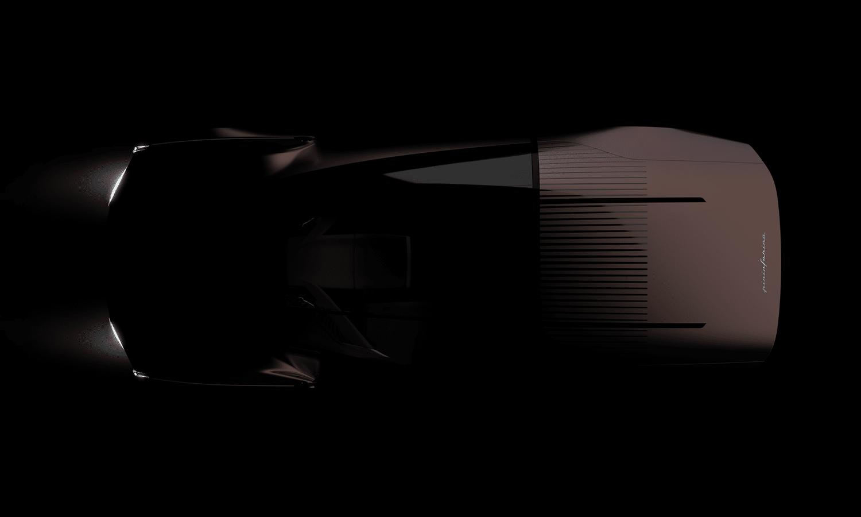 Pininfarina teaser