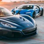 Rimac Bugatti joint venture
