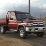Toyota Land Cruiser 70 MY2022