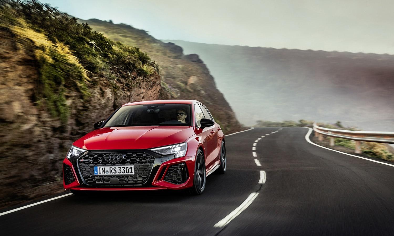 Audi RS 3 Sportback dinámica