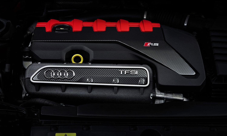 Motor 2.5 TFSI Audi cinco cilindros