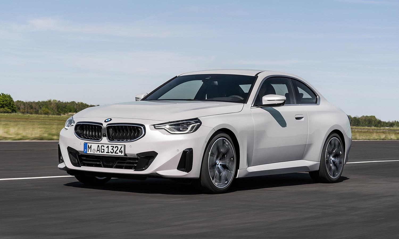 BMW Serie 2 Coupé 220i