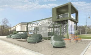 Dacia SUV 7 plazas