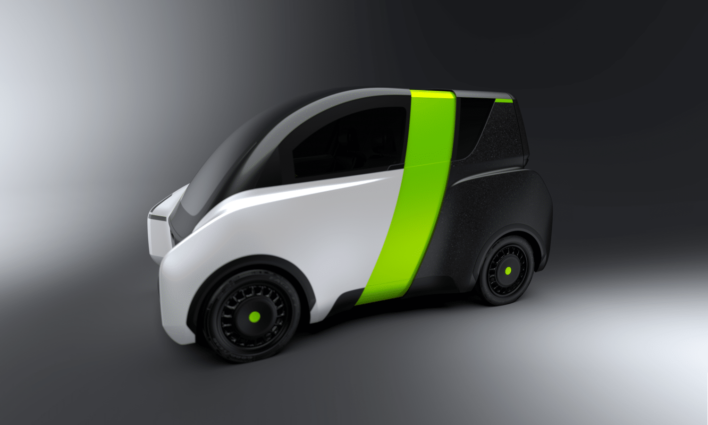 e-Miles Car-Sharing prototype