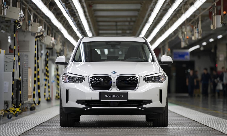 Equipamiento por suscripción BMW