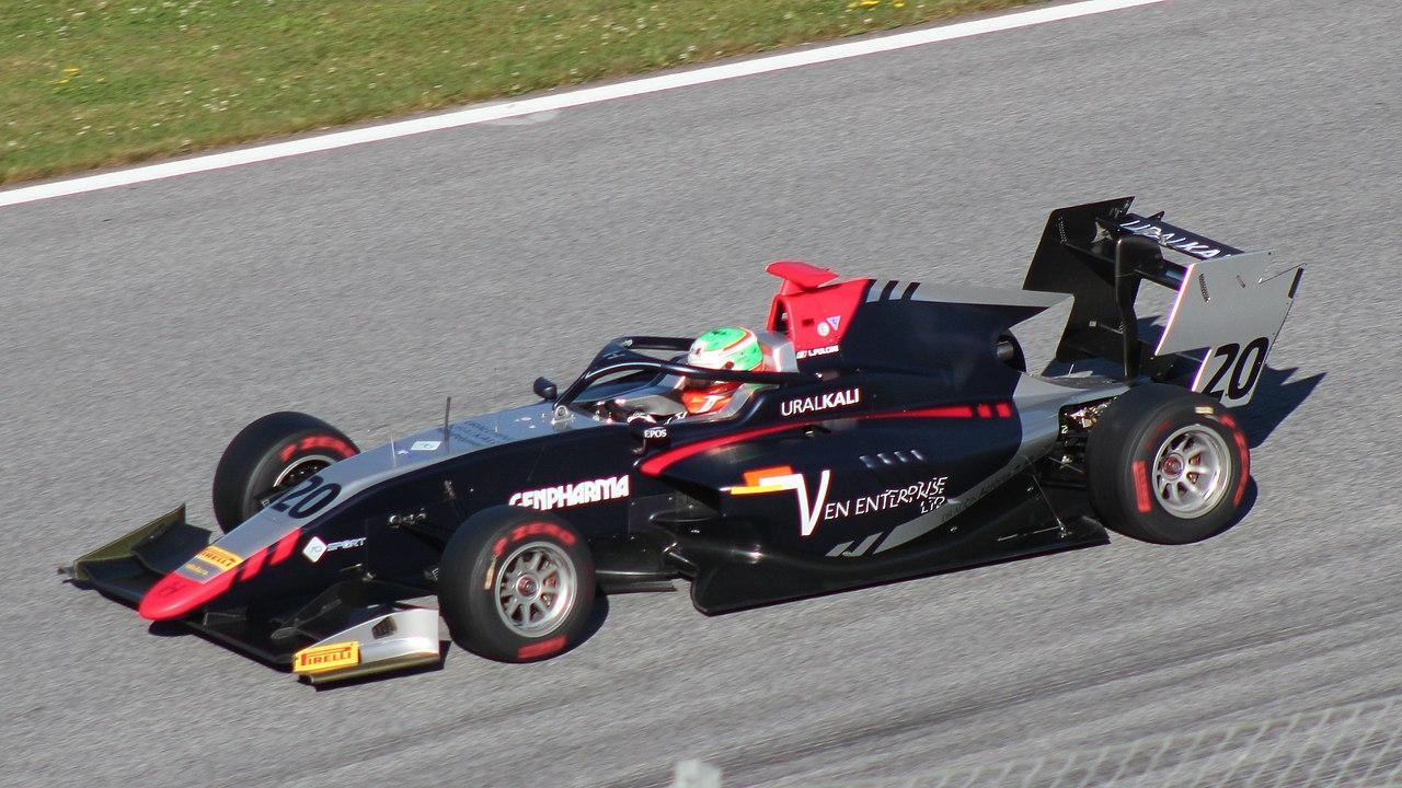 F3, Fórmula 3