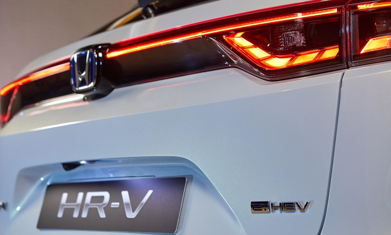 Honda HR-V luces