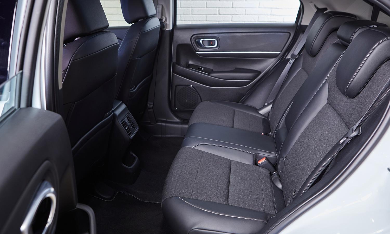 Honda HR-V plazas traseras