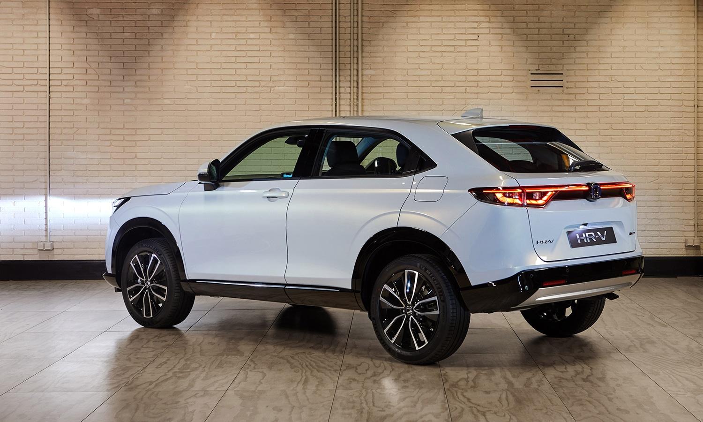 Honda HR-V perfil trasero