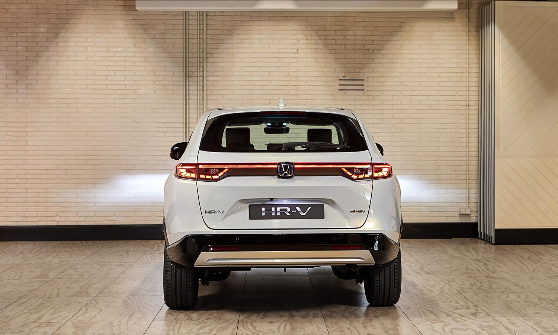 Honda HR-V trasera