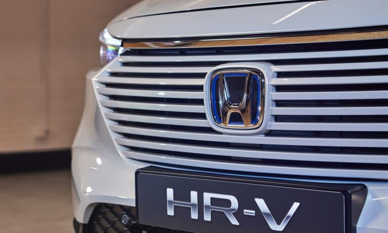 Honda HR-V parrilla