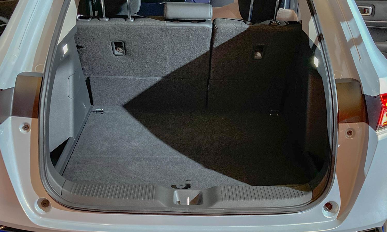Honda HR-V maletero