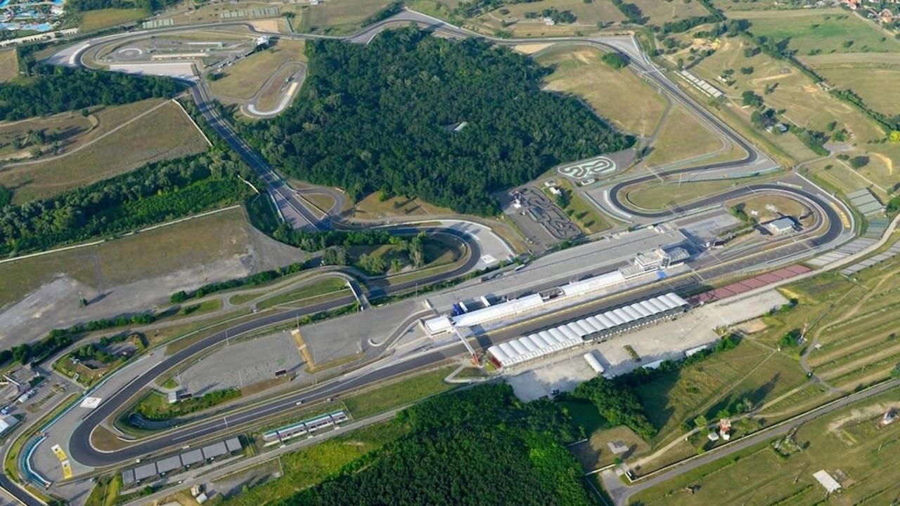 GP de Hungría F1, Hungaroring