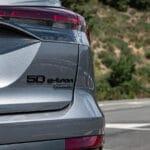 Prueba Audi Q4 50 e-tron quattro
