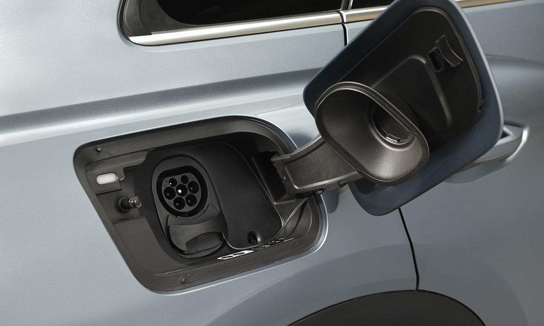 Prueba Audi Q4 e-tron enchufe