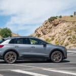 Prueba Audi Q4 e-tron black line