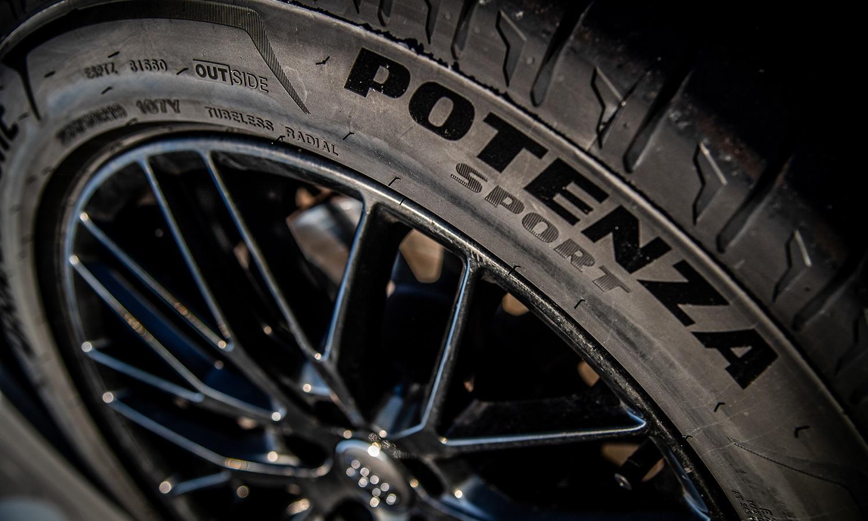Prueba Bridgestone Potenza Sport