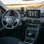 Prueba Dacia Sandero Stepway interior