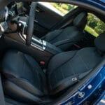 Prueba Mercedes Clase C asientos
