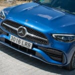 Prueba Mercedes Clase C frontal