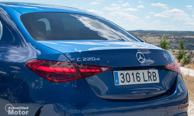 Prueba Mercedes Clase C 220 d