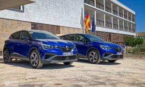 Prueba Renault Captur E-Tech