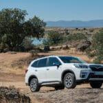 Prueba Subaru Forester offroad