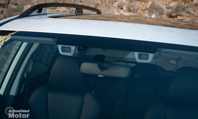 Prueba Subaru Forester EyeSight