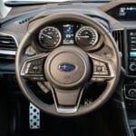 Prueba Subaru Forester volante