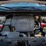 Prueba Subaru Forester híbrido motor e-boxer