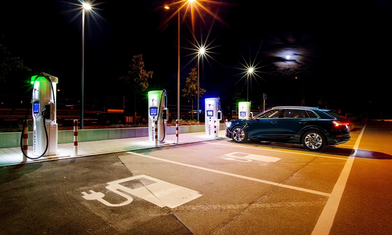 Recarga de coches eléctricos España