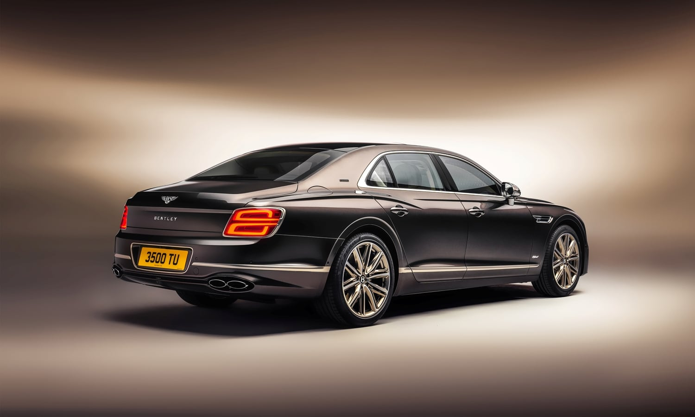 Bentley Flying Spur Odyssean Edition