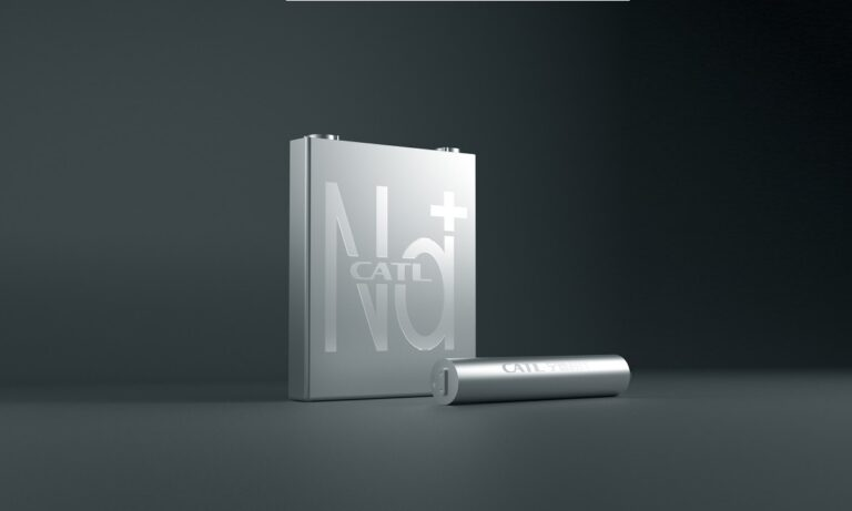 CATL sodium-ion battery technology