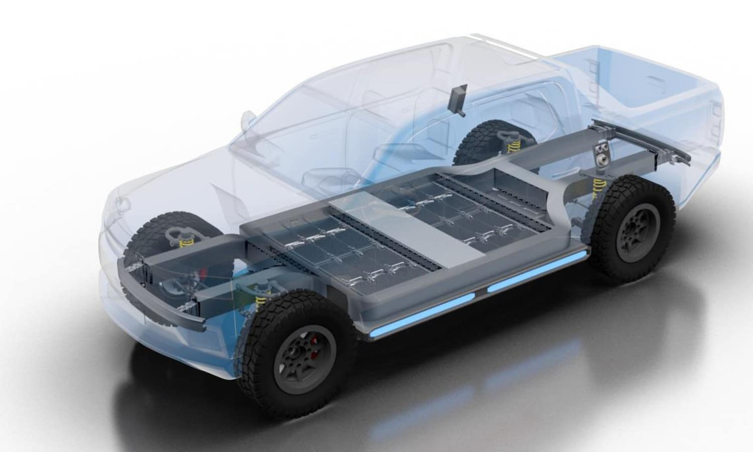 Ebro Electric Pick Up by EcoPower