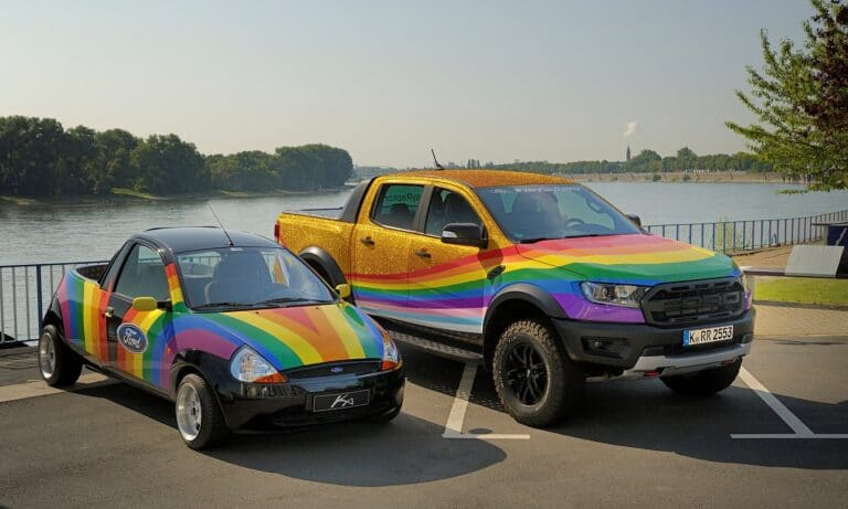 Ford Very Gay Raptor