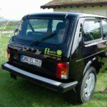 Lada Niva Electric - Lada 4x4 Electric