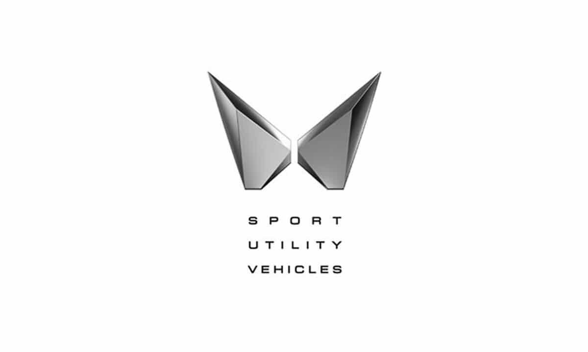 Mahindra SUV new logo