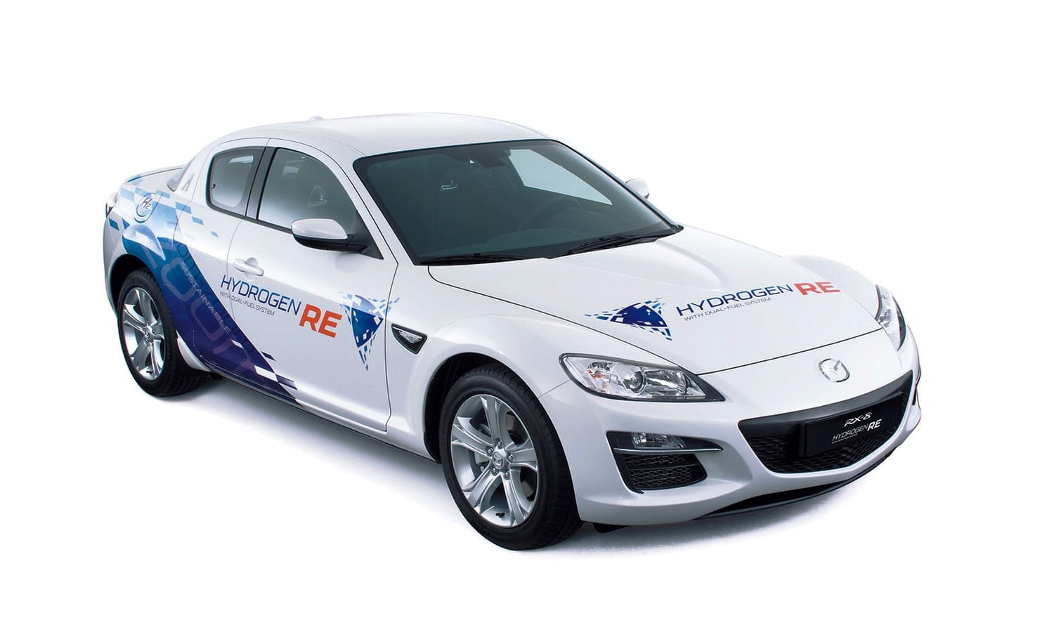 Mazda RX-8 Hydrogen RE for Norway