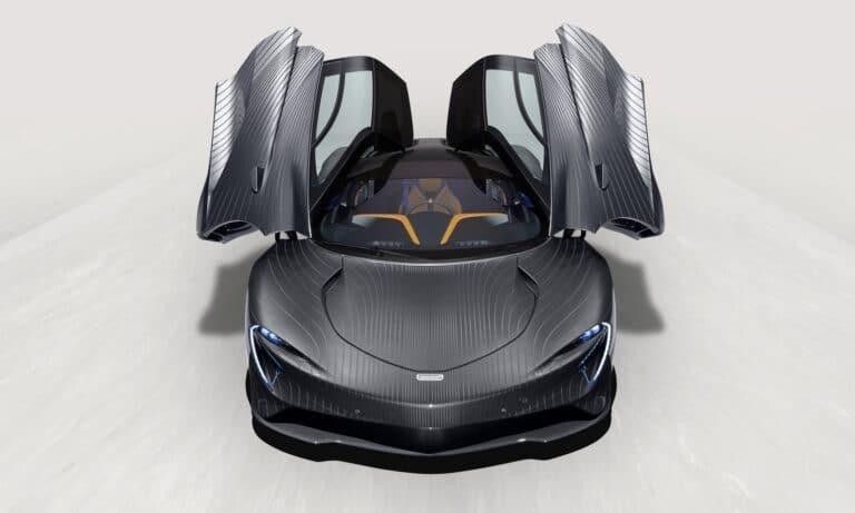 McLaren Speedtail Albert by MSO