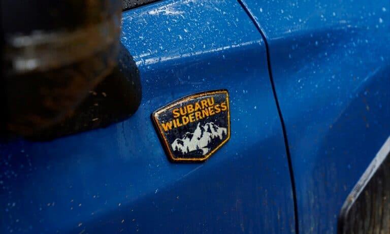 Subaru Wilderness teaser