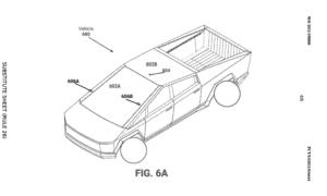 Tesla Cybertruck Wipo inside patent