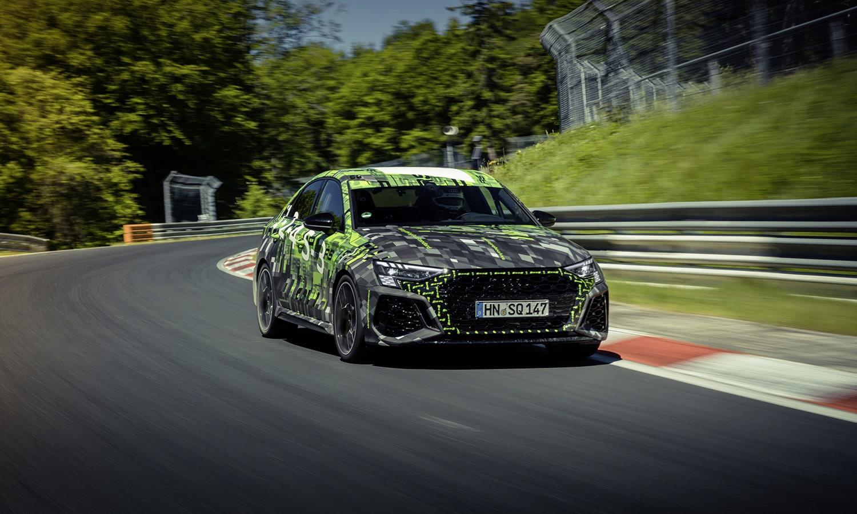 Audi RS 3 Sedán Nürburgring