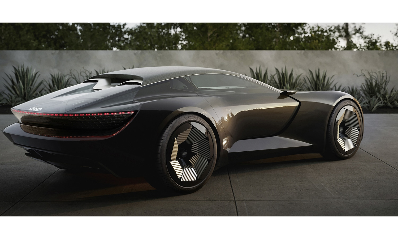Audi Skysphere concept trasera