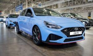 Hyundai i30 N precio