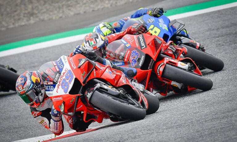GP Austria Estiria Jorge Martin Ducati