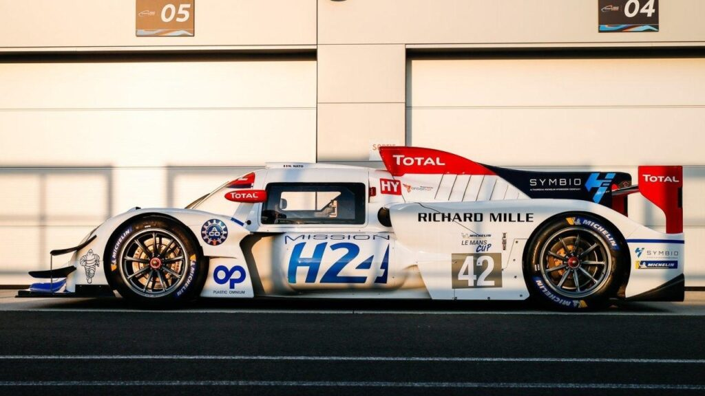 Mission H24, hidrógeno 24 Horas de Le Mans